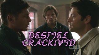 Destiel The Crack Vid Explicit
