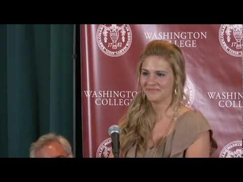 2011 Sophie Kerr Prize - Worlds Largest Undergraduate Literary Award