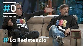 LA RESISTENCIA - Entrevista a Florentino Fernández y José Mota | #LaResistencia 24.02.2020
