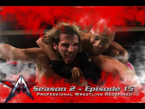 AAW Pro Wrestling - Season 2 Episode 15 - Matt Cage Vs. Johnny Gargano