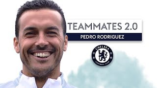 Who Is A Fashion DISASTER At Chelsea  Pedro  Teammates 20