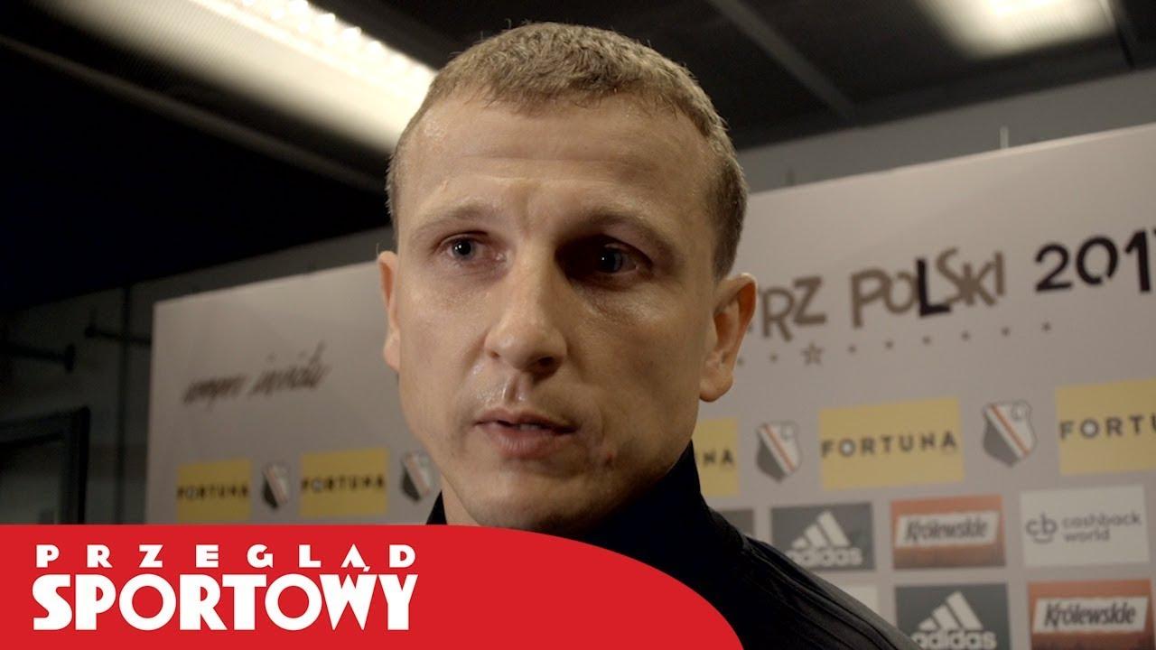 Legia – Sheriff 1:1. Maciej Dąbrowski kontra dziennikarze