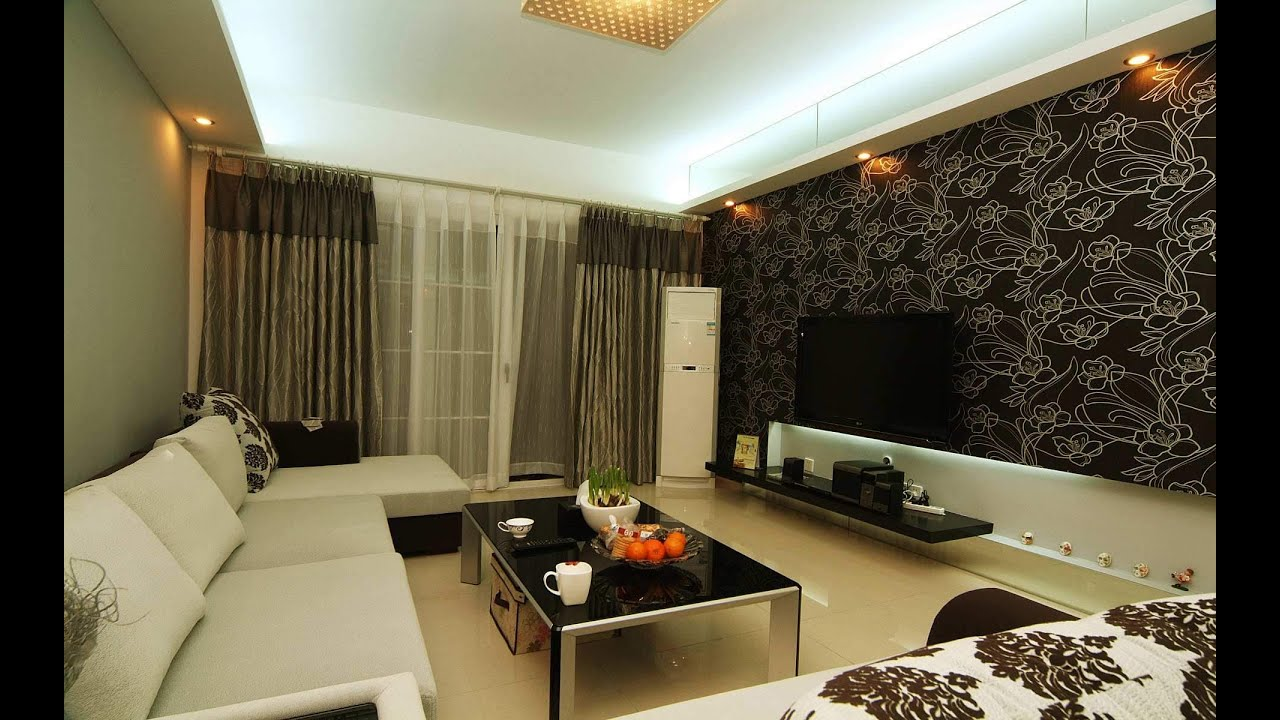 Simple Interior design ideas for living room  YouTube