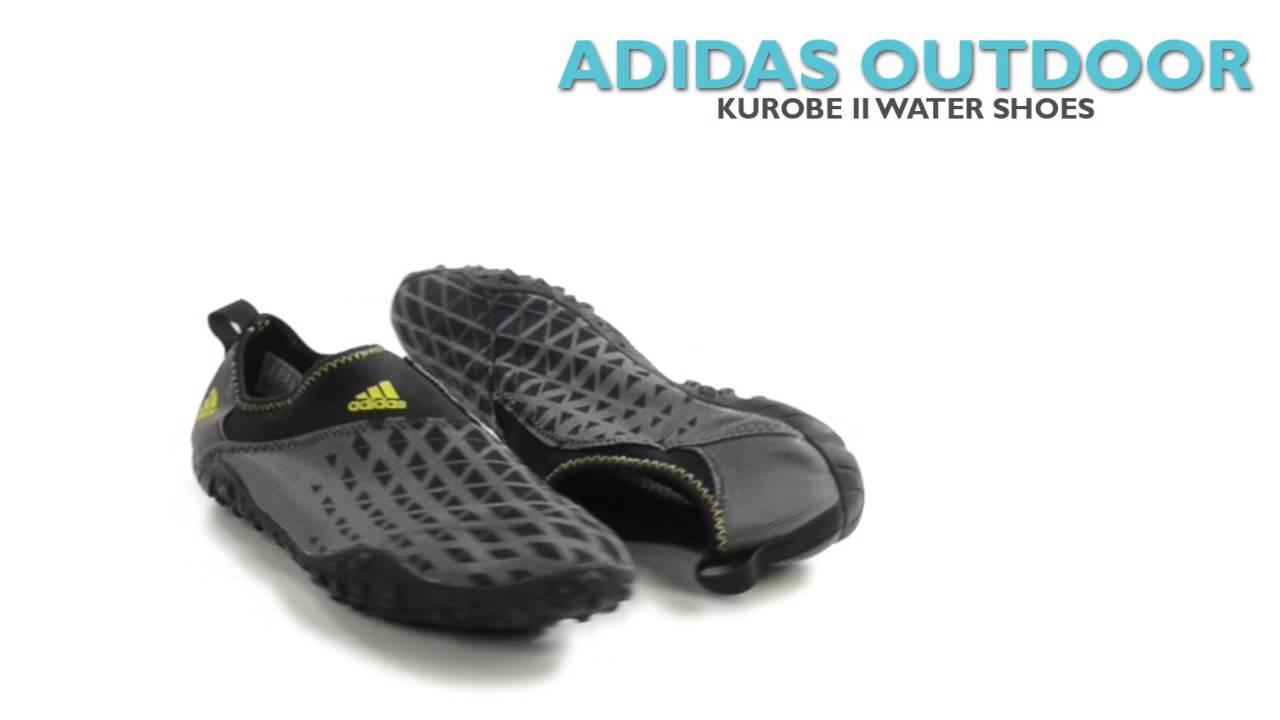bdc869343d70 Adidas Outdoor Kurobe II Water Shoes (For Men) - YouTube