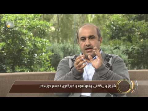 An interview with kurdsat  Satellite about my trip    2017 24 04