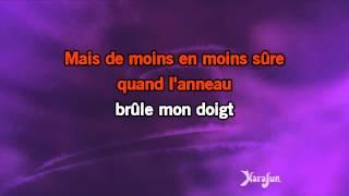 Karaoké Je reste - Amel Bent *