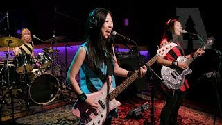 Download & stream Shonen Knife on Audiotree Live -- http://smarturl...