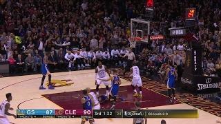 Quarter 3 One Box Video :Cavaliers Vs. Warriors, 6/6/2017