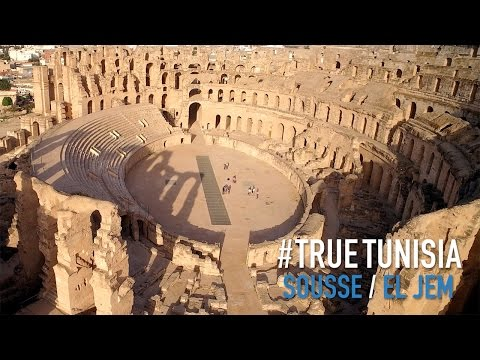Medina of Sousse, Amphitheatre of El Jem... True Tunisia / season 2 (day 2 & 3)
