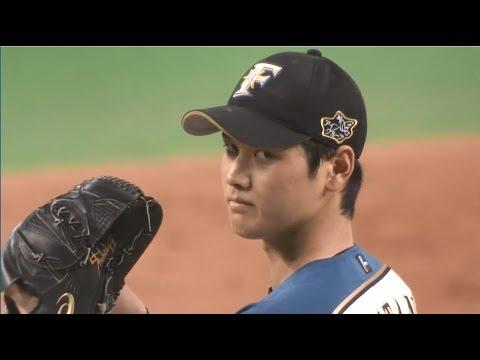 Shohei Ohtani Last Appearance NPB Oct 4th, 2017
