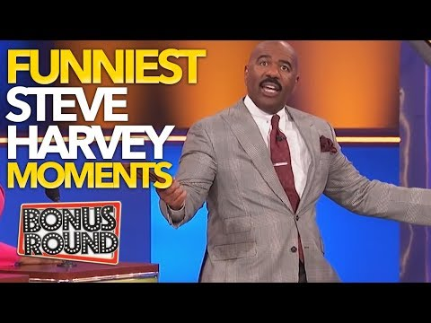 FUNNIEST Steve Harvey