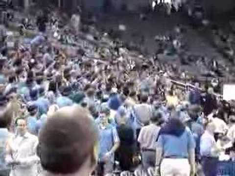 UCLA Student Section - Malcolm Lee Chant