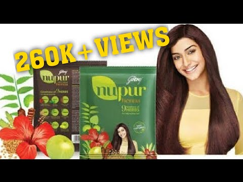 Nupur Henna Review In Hindi Youtube