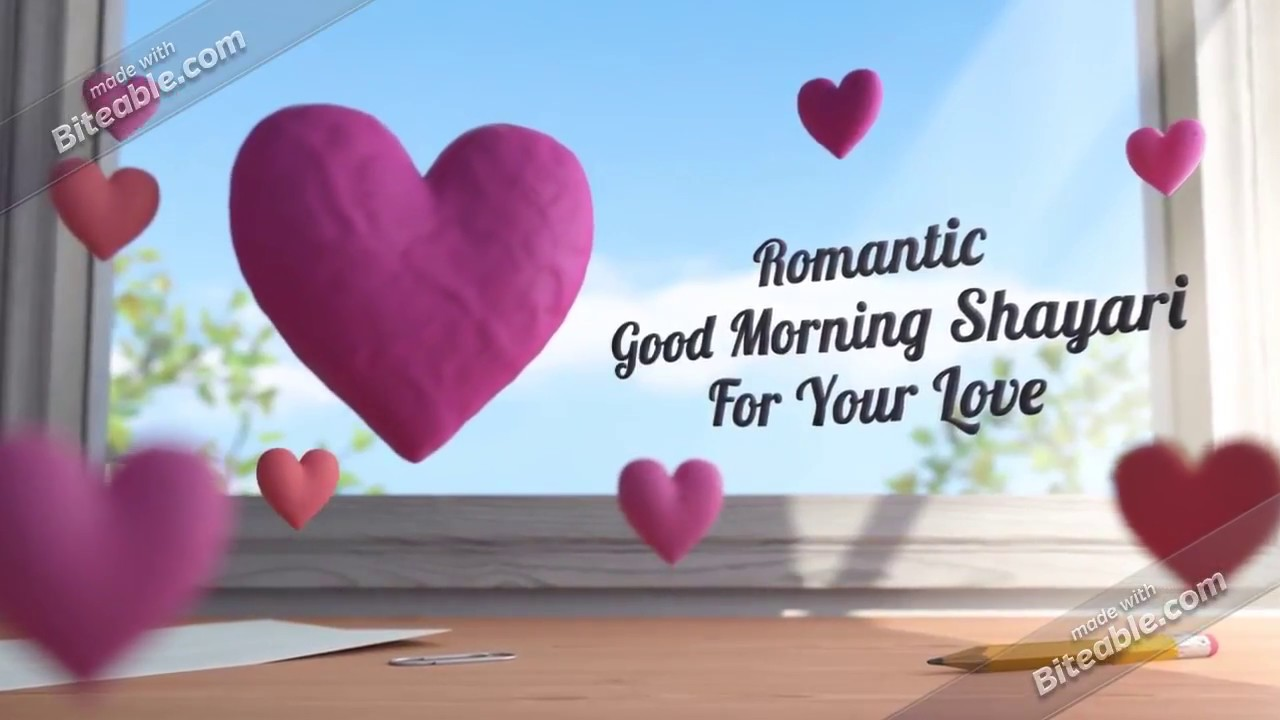 Romantic Good Morning Shayari For Love Morning Hindi Shayari