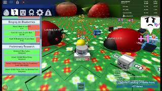 ROBLOX: Bee Swarm Simulator: Avere una giornata intensa