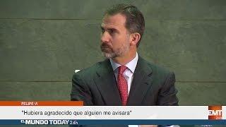 Felipe VI Se Entera De Que Su Cargo Es Hereditario El Mundo Today 24H