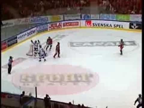 Carl Söderberg - Elitserien 06/07