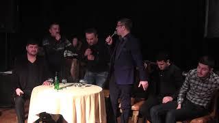 DEYISHME MEYXANA - Elxan Xirdalan,Akif Arif,Hesret Seda,Elsever,Nuran.MOSKVA