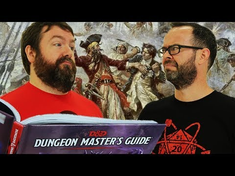 Pirate Adventures in 5e Dungeons & Dragons - Web DM