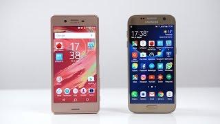 Sony Xperia X Performance vs. Samsung Galaxy S7: Benchmark | SwagTab