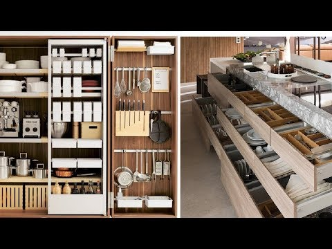 Clever Kitchen Storage Ideas To Maximize Your Kitchen Space Youtube