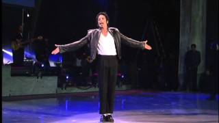 Michael Jackson History Tour- We Are The World/Heal The World