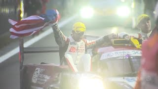 Malaysian team chalks up first ever win in World Endurance race