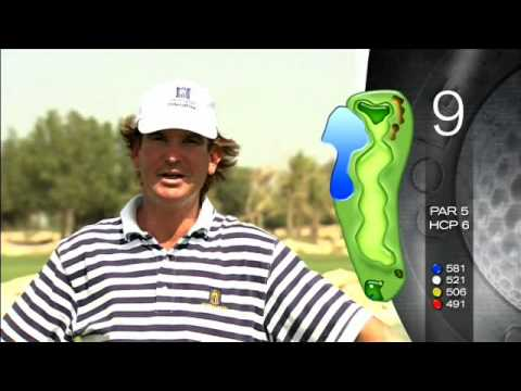 The Most Amazing Golf Courses of the World: Doha Golf Course, Africa (Tips From The Pros)