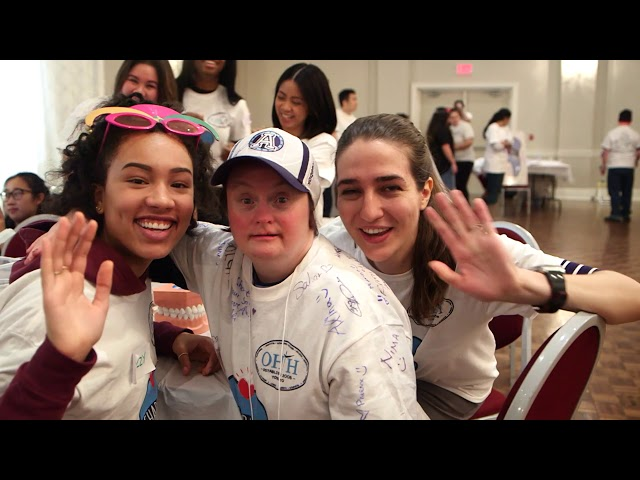 OHTH Toronto's 9th Annual Sharing Smiles Day 2017 - Thank you Colgate