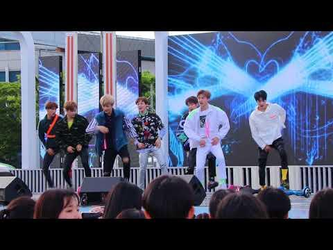 NCT Dream  'Chewing Gum' 고성 청소년 축제한마당