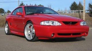 5.0 / 4.6 Mustang SVT Cobra ★ Mustang GT (Best of 94-98 SN95)