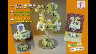 Decoración de mesa para eventos / Table decoration / Tafeldecoratie