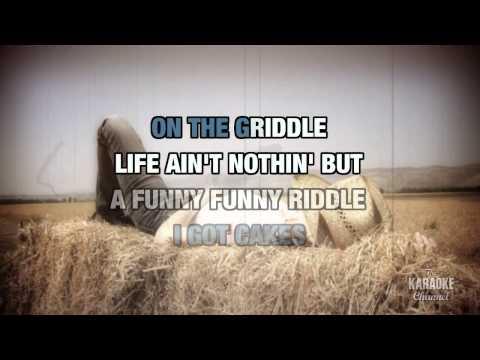 Thank God I'm A Country Boy in the style of John Denver | Karaoke with Lyrics