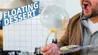 How to Make a Floating Edible Balloon - You Can Do This!
