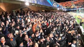Montpellier HSC - Schalke 04 (Los Paillados) #Ambiancetribune1
