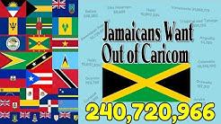 Caribbean Community Population | Stronger Together