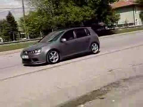 VW Golf V TSi ABT MMPower Design