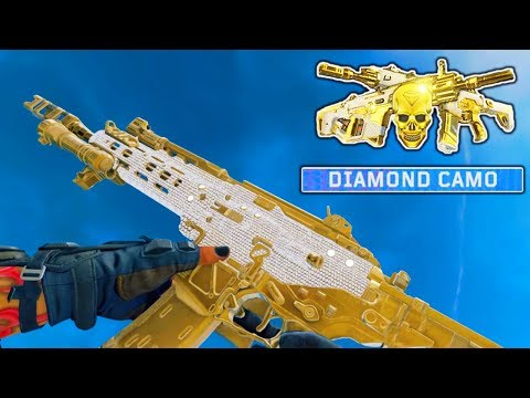 HOW TO GET DIAMOND CAMO IN BLACK OPS 4 EASY HOW TO GET DIAMOND ASSAULT RIFLES BO4 HOW TO GET GOLD!