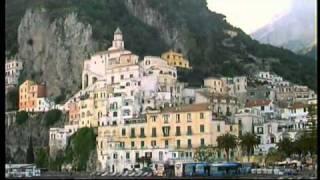 Amalfi Coast- Italy (Aerial View)