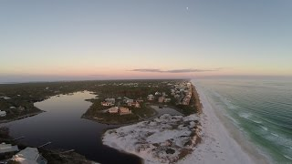 Flyover the Communities of 30A West in Santa Rosa Beach, Florida