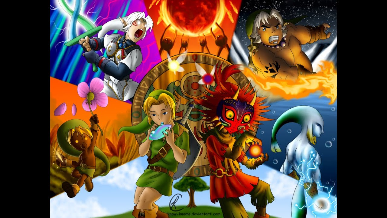 "Majoras Mask Moon Giants ""Oath to O..."