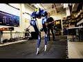 Cassie's Arrival | Michigan Robotics