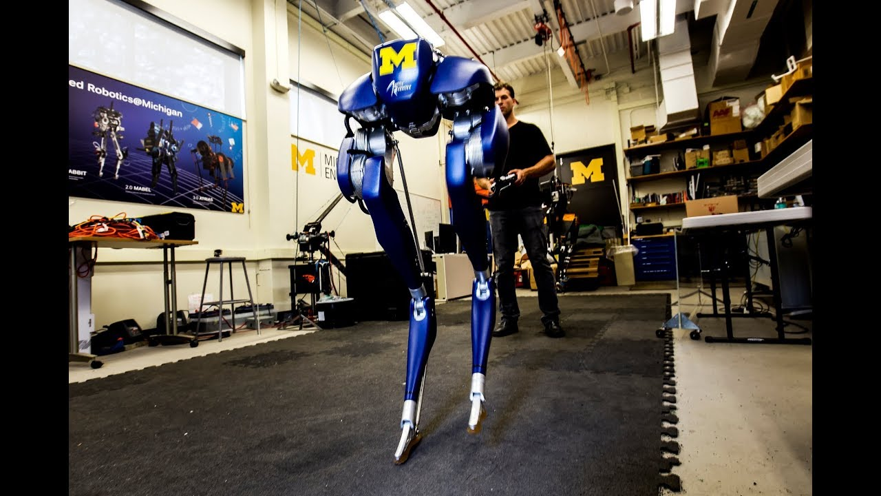 Unboxing The Bipedal Robot Cassie At The University Of Michigan