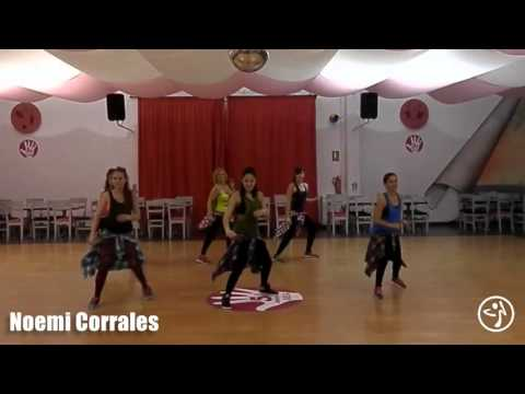 AY MI DIOS - Yandel Ft Pitbull y El Chacal / Zumba® Choreo By Noemi Corrales