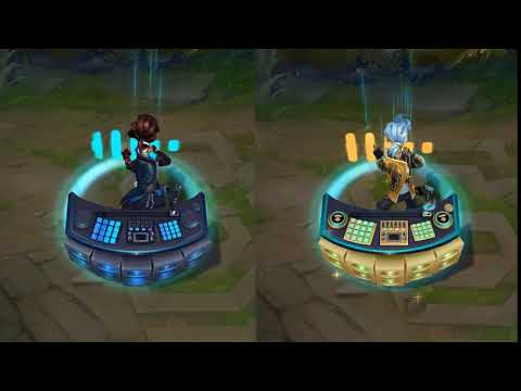 Prestige vs Original - True Damage Yasuo