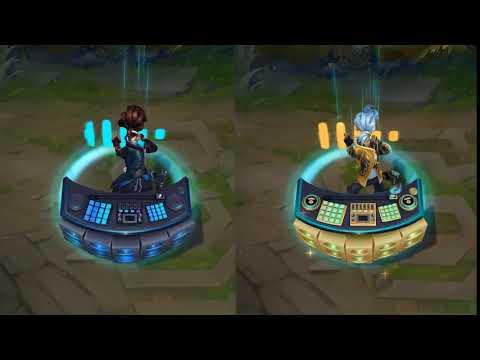 Prestige vs Original - True Damage Yasuo