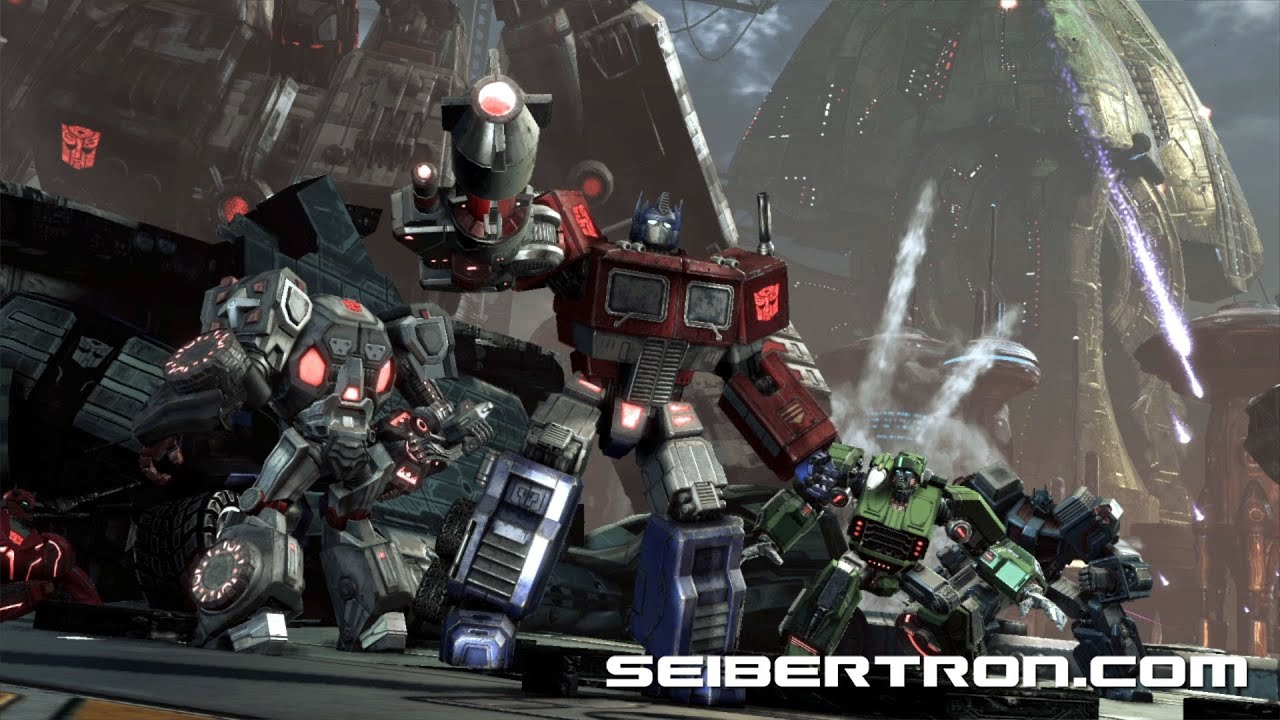 Fall Of Cybertron Wallpaper Hd Activision S Transformers Fall Of Cybertron G1 Optimus