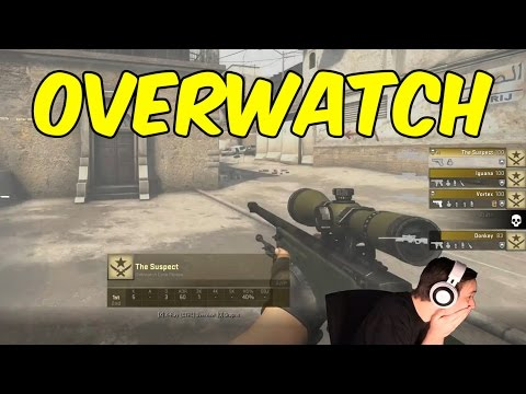 So Bad it's Griefing - CSGO Overwatch