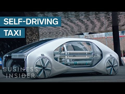 This Could Be The Taxi Of The Future