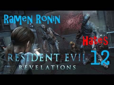 Resident Evil Revelations - 12 Double Fake Out